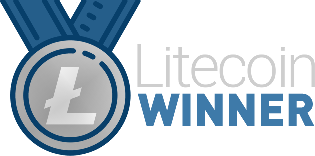 LTC Winner Łitecoin crypto competitions